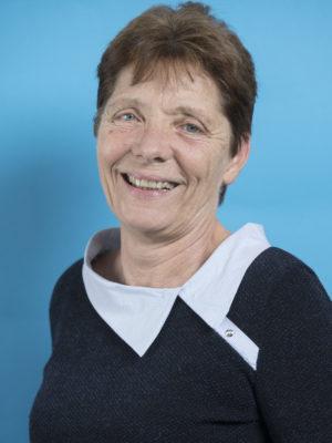 Mme Isabelle MERMOUD | Vice-présidente du Conseil municipal
